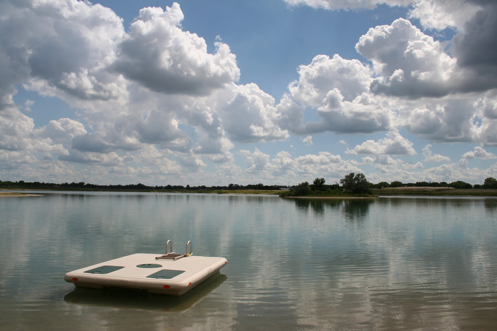 Recreational Lake Life